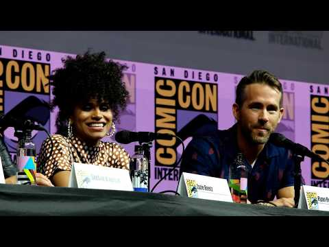 Ryan Reynolds  Deadpool 2  SDCC Panel  Majestic Entertainment  Coverage