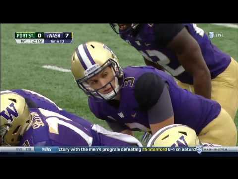 2016 Portland State vs #8 Washington