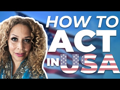 ACTING TIPS for European actors - LA Talent Manager Advice
