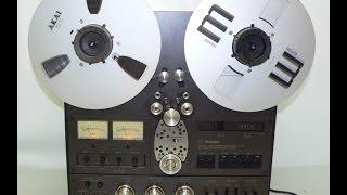 Technics RS 1506 US Reel To Reel Tape Recorder