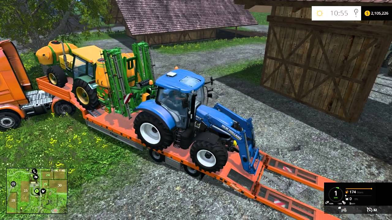 farming simulator 2015 time for a new map youtube. Black Bedroom Furniture Sets. Home Design Ideas