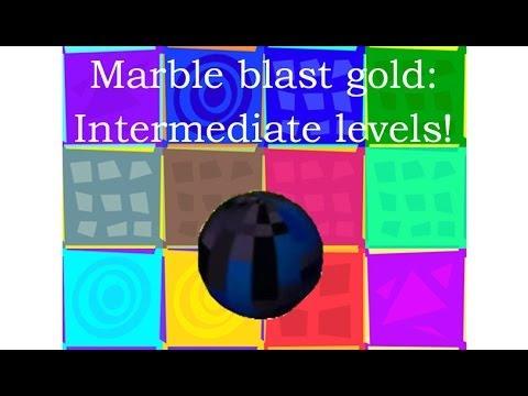 Marble Blast Gold Intermediate Levels Youtube