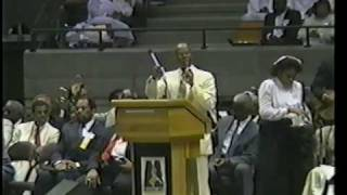 "Apostle Wilbur Jones ""United By the Power of Pentecost"" Pt.4"
