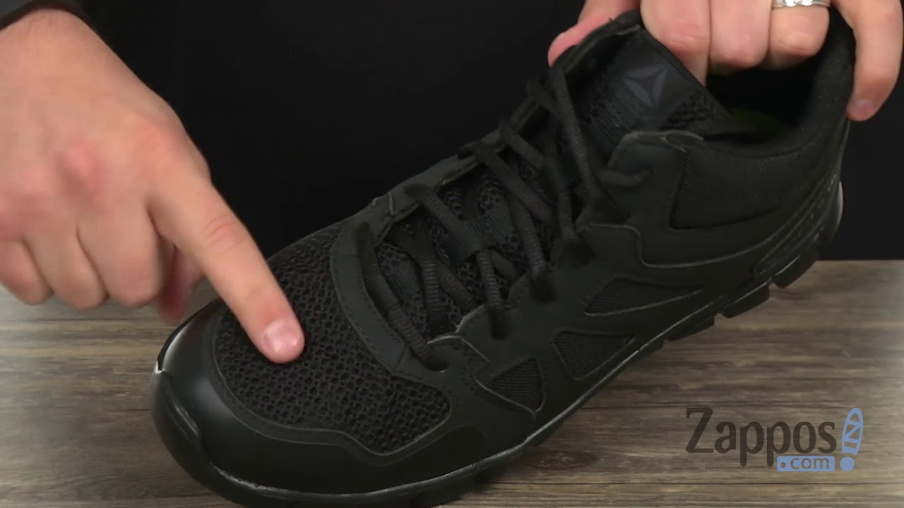 48af889e13ffe3 Reebok Work Sublite Cushion Tactical SKU  9117183 - YouTube