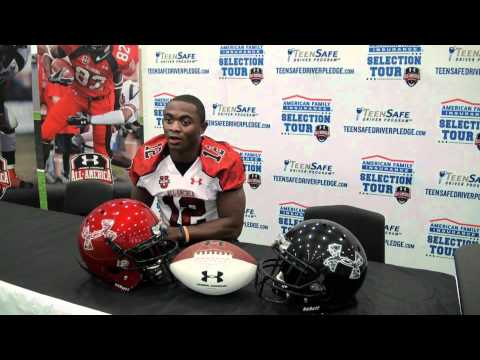 Johnathan Gray - Under Armour Game Q&A