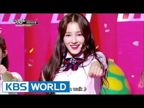 MOMOLAND - Wonderful Love | 모모랜드 - 어마어마해 [Music Bank / 2017.04.28]