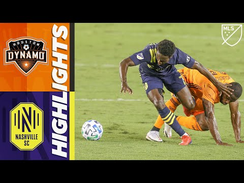 Houston Nashville SC Goals And Highlights