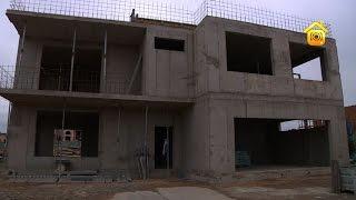 видео Как построить дом из бетона?