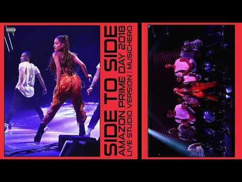 Ariana Grande - Side To Side (Amazon Prime Day 2018 Studio Version)