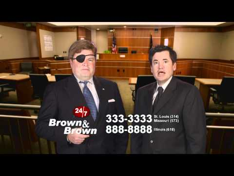 Brown & Brown - St. Louis - Work Injury