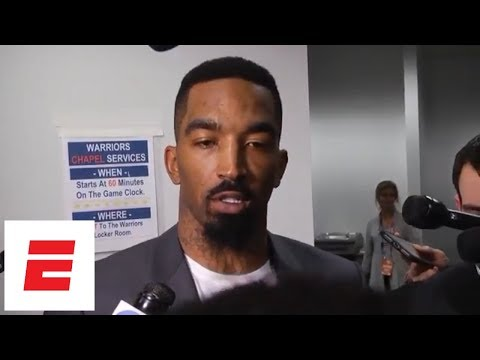 JR Smith says he knew Game 1 was tied at end of regulation | ESPN