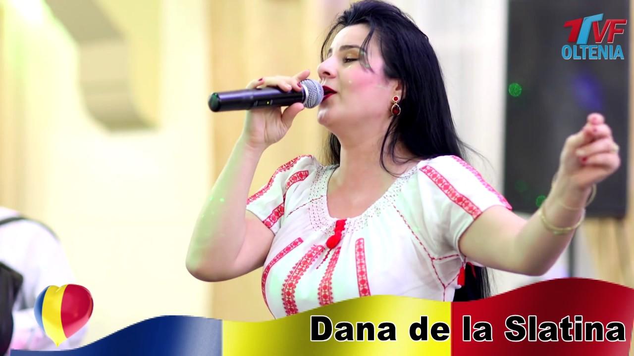 Dana De La Slatina Cel Mai Nou Colaj Muzica De Petrecere Populara