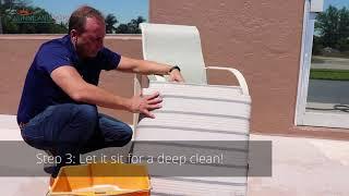 How To Clean Sunbrella Cushion