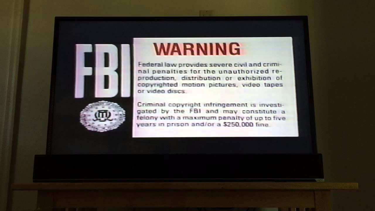 Opening fbi