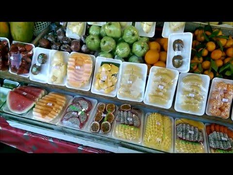Fruits Shake TakeAway ! Patong Phuket Thailand
