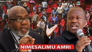 "BREAKING: CAG ASALIMU AMRI KWA SPIKA ""Nitaenda Bungeni"""