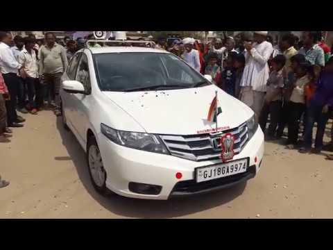 Shri Anandiben Patel - Madhya Pradesh Governor In Village Kharod 18/03/2018