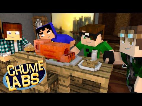 Minecraft: JANTAR DOS YOUTUBERS! (Chume Labs 2 #73) de YouTube · Alta definición · Duración:  12 minutos 35 segundos  · Más de 2.416.000 vistas · cargado el 15.08.2015 · cargado por TazerCraft