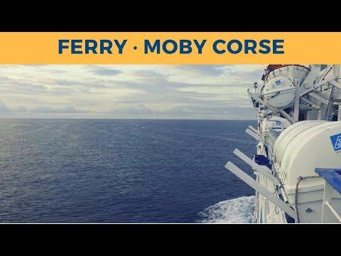 Passage ferry MOBY CORSE, Genova - Bastia (Moby Lines) - Crash in Bastia