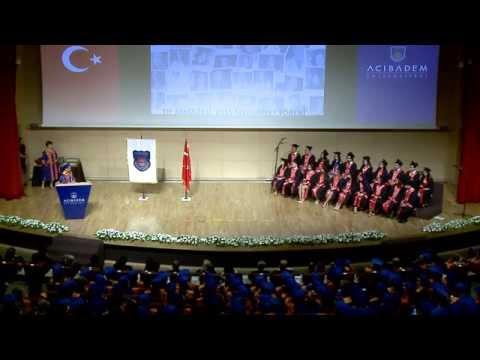 Tıp Fakültesi Mezuniyet Töreni 2015 - Dekan Prof. Dr. Yasemin Alanay Konuşma