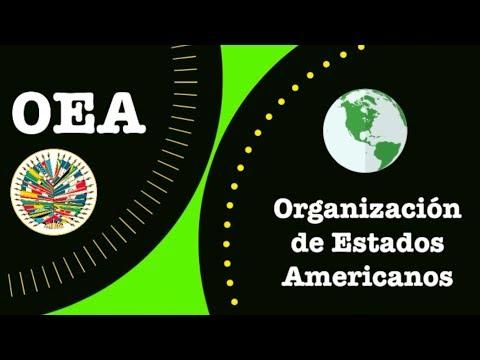 OEA 🌎 (Función, Miembros & Objetivos)