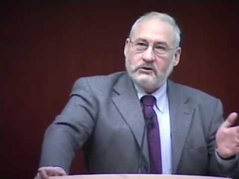 Frey Lecture 2007 | Joseph Stiglitz, The Economic Foundations of Intellectual Property