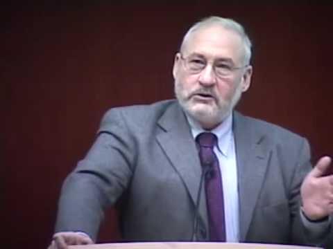 Frey Lecture 2007 | Joseph Stiglitz, The Economic Foundations of Intellectual Property