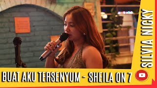 Download Buat Aku Tersenyum - Sheila On 7 | Cover by Silvia Nicky Ft Tofan Phasupaty Mp3