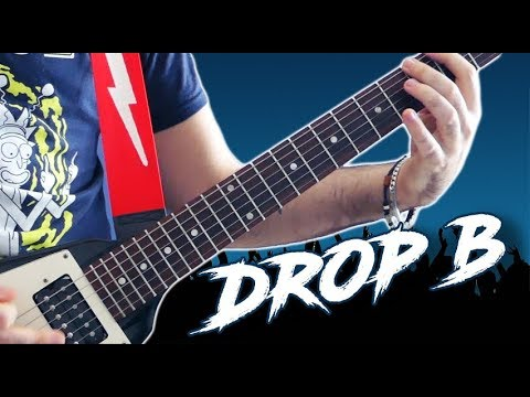 Top 5 Drop B Guitar Riffs