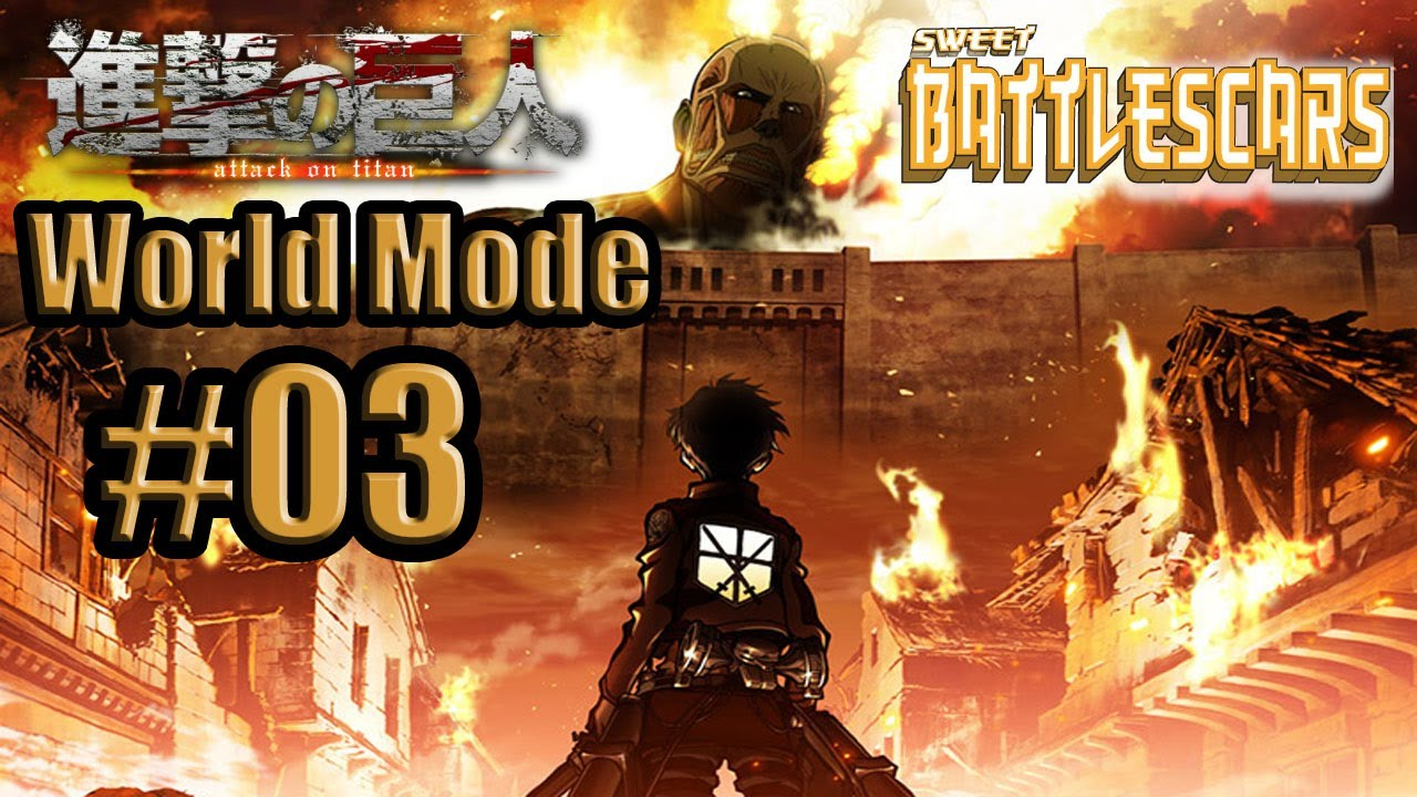 LET'S PLAY ATTACK ON TITAN - HD - 3DS CAPTURE CARD - WORLD ...