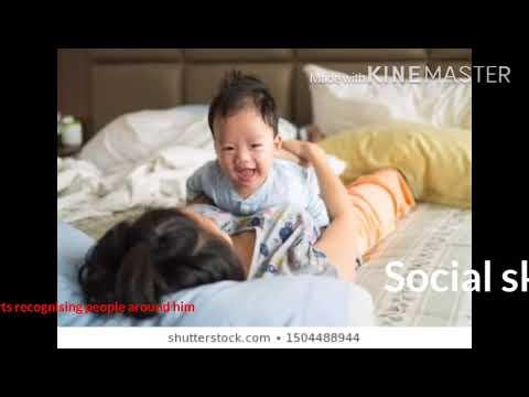 developmental-milestone-for-0-3-months-old-child