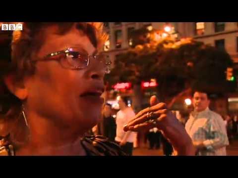 Massive anti-government protests in Argentina