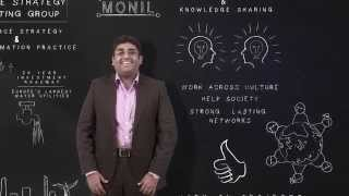 Monil Ruparel talks about how Accenture offers career opportunities to suit every aspiration