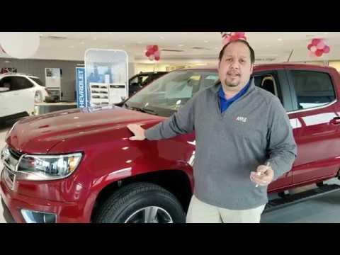 Walk Around Of A New 2018 Chevy Colorado, Apple Chevrolet York, PA