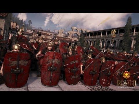 Let's Play Rome Total War II 2 Britannic Tribes Part 6