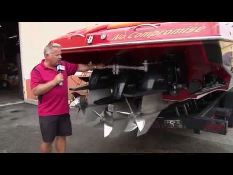 FPC Manufacturers Showcase 2014 - Powerboating In Paradise EP10