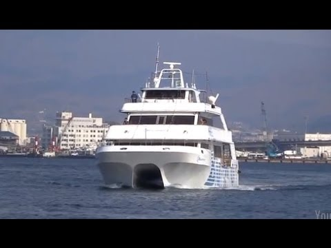 函館港クルーズ Hakodate Port Cruise