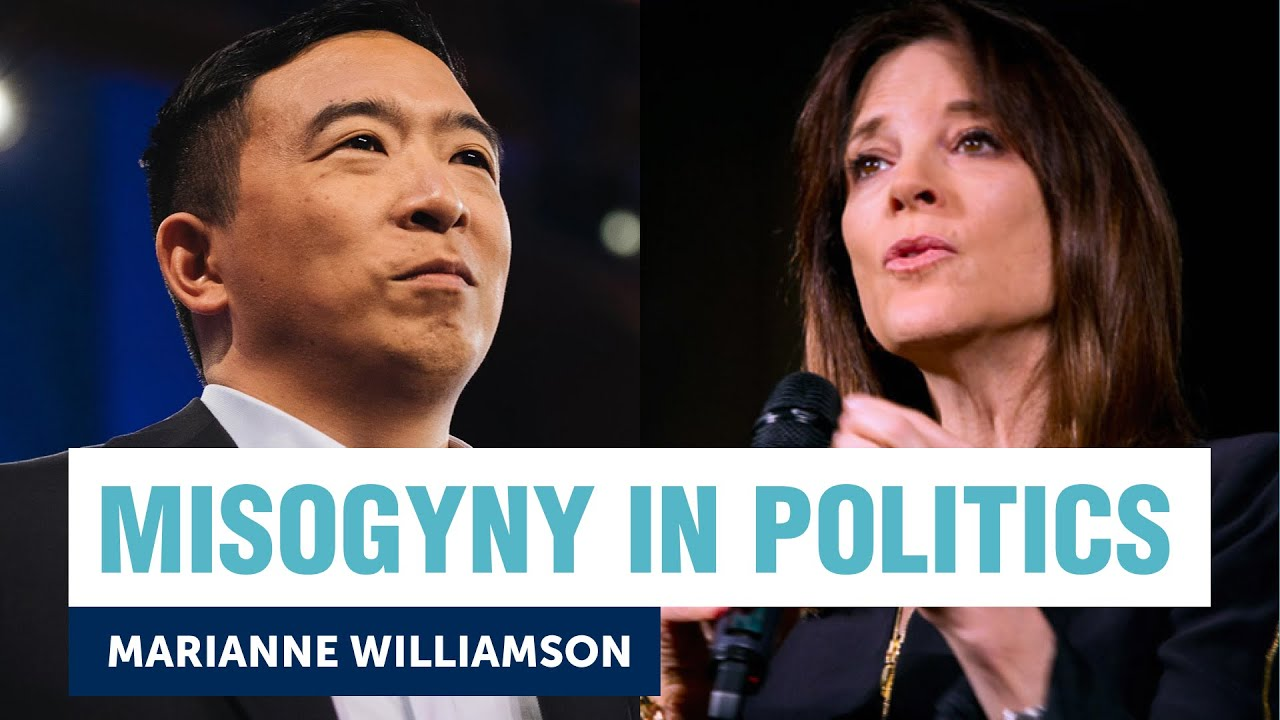Marianne Williamson and Andrew Yang compare notes on running for President | Yang Speaks