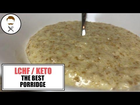 The BEST Keto Porridge || The Keto Kitchen