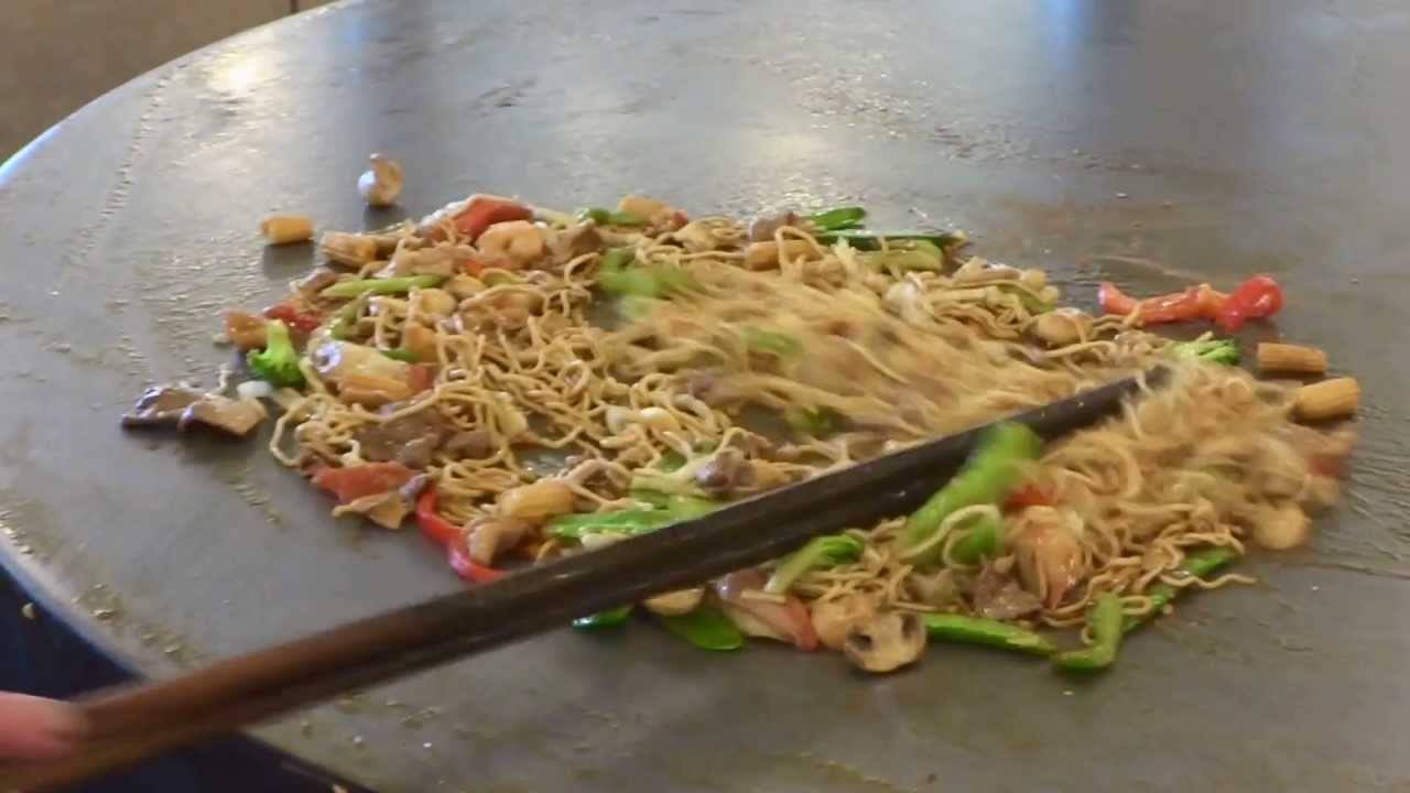 How To Make Mongolian Grill Food