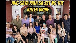 KULITAN MOMENTS ng Cast ng The Killer Bride September 19 2019