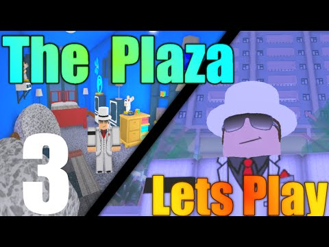 [ROBLOX: The Plaza] - Lets Play Ep 3 - Customizing My Condo!