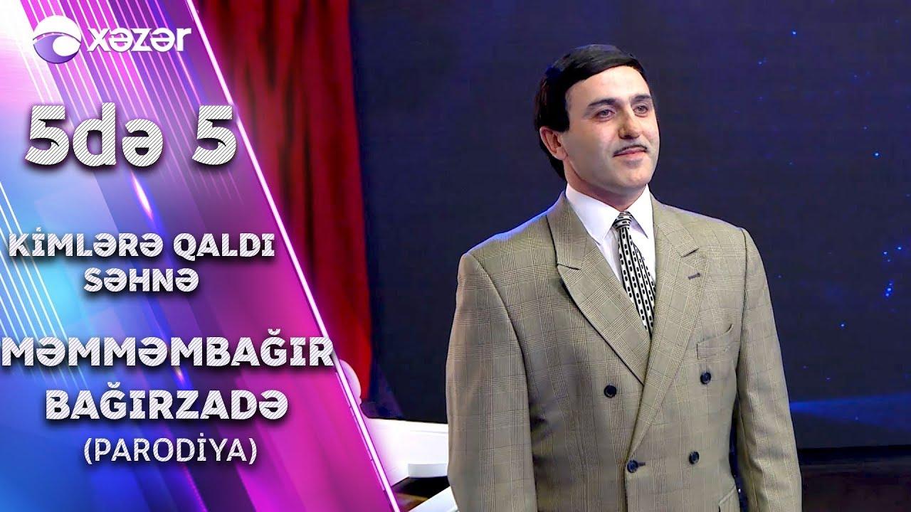 Ağadadaş Ağayev - Parodiya (Elnur Mahmudov)