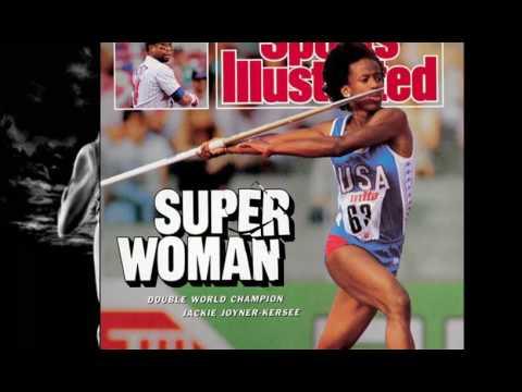 Black History Day#15 ..Jackie Joyner Kersee