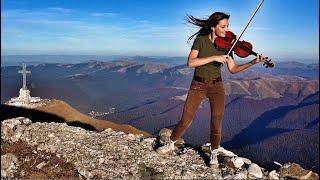 Andreea Runceanu (Amadeus) - Jerusalema (Violin Instrumental Version)