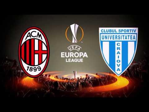 La strada del Milan verso l'Europa #1 - Battuto il Craiova