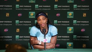 Serena Williams Fires Back At Raymond Moore For Sexist Comments