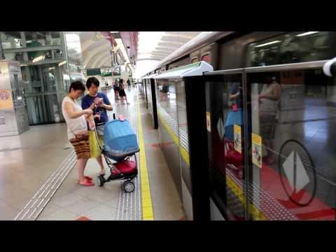 Singapore MRT: Tanah Merah station