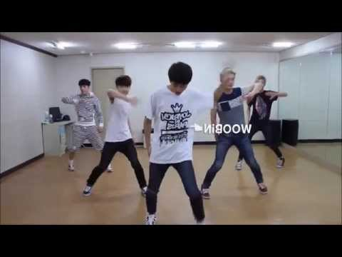 A-PRINCE - 키스할래요 (Kiss Scene)(Mirrored Dance Practice)