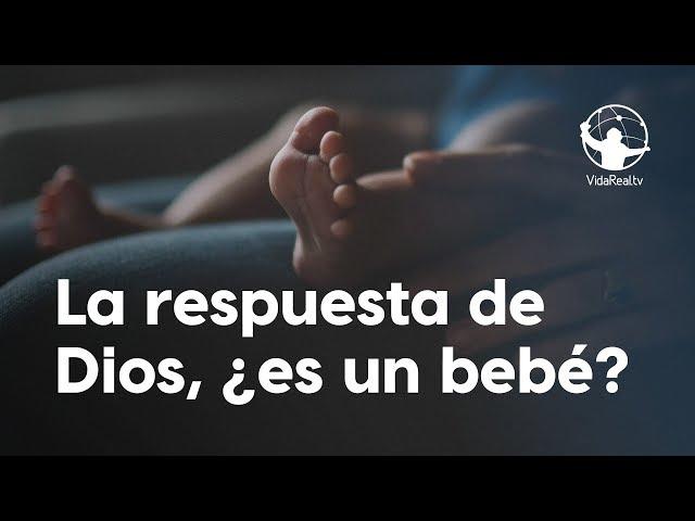 La Respuesta de Dios, ¿Es un bebé? | Asombrosa Navidad | Pastor Rony Madrid